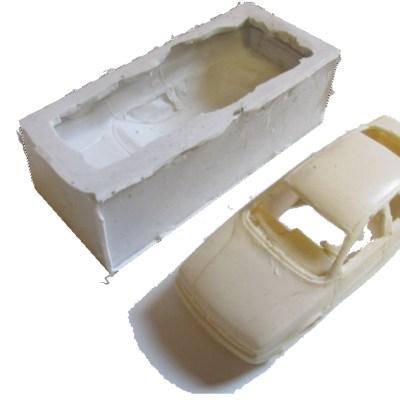 gomma siliconica per calchi e stampi
