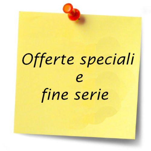 Offerte speciali e fine serie