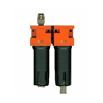 Filtri, lubrificatori e tubi per aria compressa