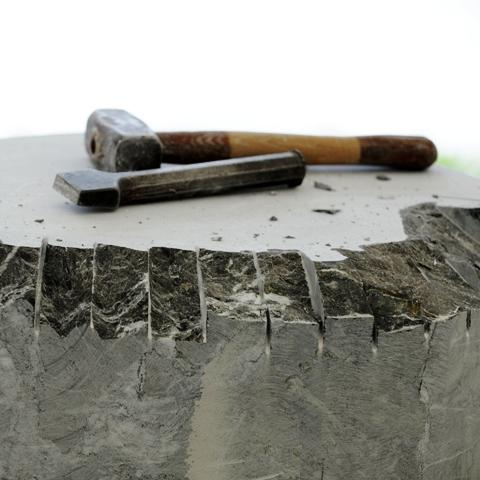 Attrezzi per scolpire il marmo