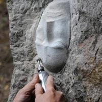 Per fresare e rifinire la pietra e vetro
