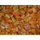 Arancio chiaro Tessere smalti per mosaico miscela  n.28