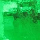 Vetro cattedrale antico Verde medio