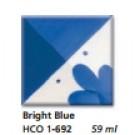 Engobbi Colorobbia Blu acceso