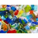Miscela Arlecchino vetri trasparenti colorati