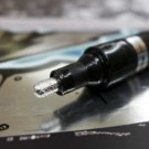 Pennarello Molotow liquid chrome pumpmarker 4 Mm.