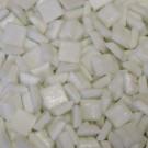 """Tessere in pasta vitrea """"Bianco"""""""