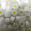 Miscela  Murrine millefiori Margherite 6-7 mm