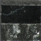 Tessere per mosaico nero marquina kg.1