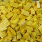 """Smalti per mosaico """"giallo limone"""" 280"""
