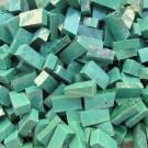 """Smalti per mosaico """"Verde medio"""" 90"""