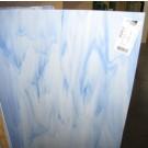 VETRO SPECTRUM 335-2 BLU CHIARO TRASL. 30x30 Cm.