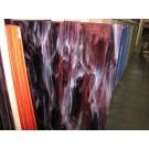 VETRO SPECTRUM 349-2 VIOLA CHIARO 30x30 Cm. fuori produzione