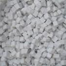 Tessere per mosaico Carrara 5x5x5 mm. (100 gr.)