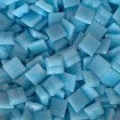 Tessere mosaico vetroso 1x1 Azzurro