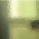 Vetro di Murano - Topazio chiaro - lastra 80x65 Cm.