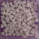Micromosaico 0,8x0,8x0,8 circa bianco Carrara gr.100