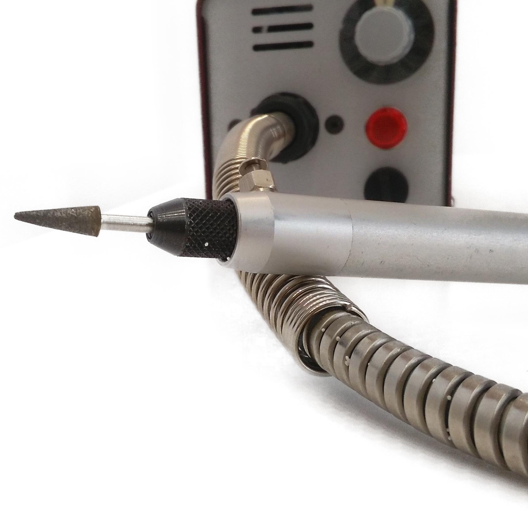 Albero flessibile elettronico per incisioni