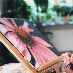 Tecnica pittura acrilica