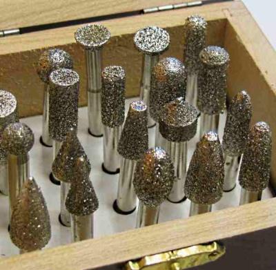 Utensili diamantati per scultura