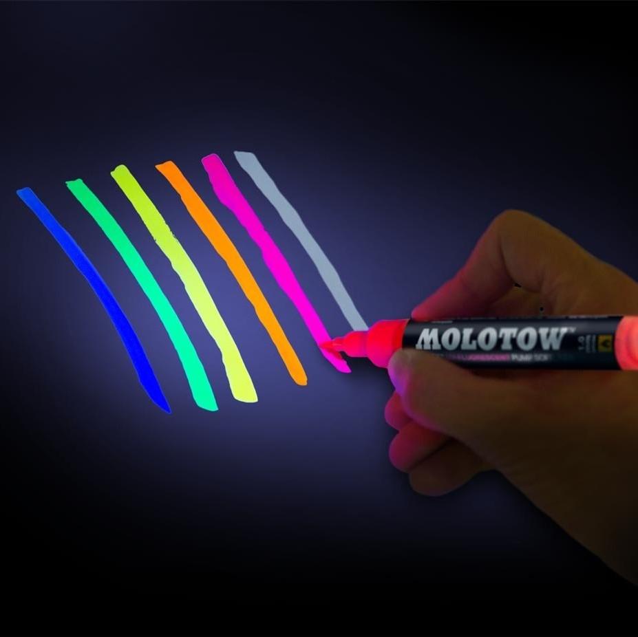 Grafx UV fluo