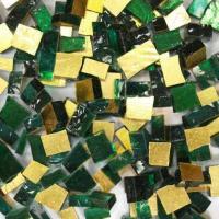 Tessere per mosaico in oro