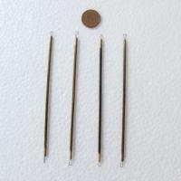 Micro mirette linea in bronzo