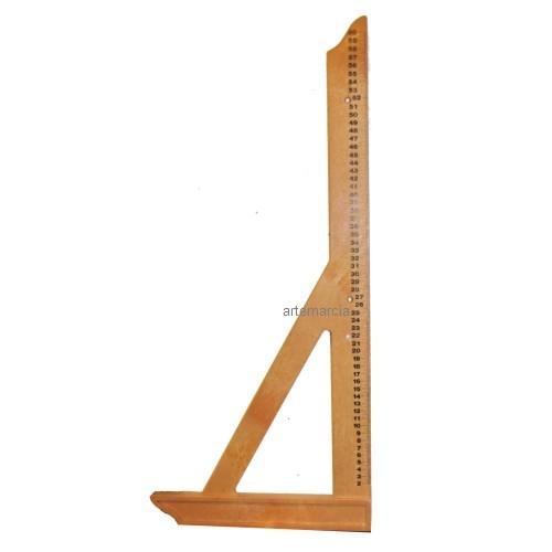 Squadra per vetrai 63 cm