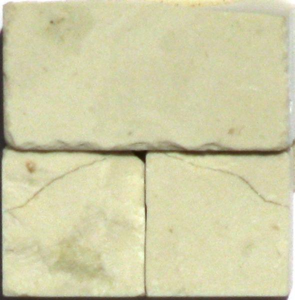 Tessere per mosaico Biancone kg.1