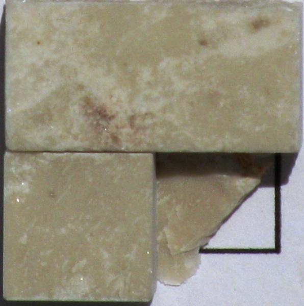 Tessere per mosaico Botticino kg.1