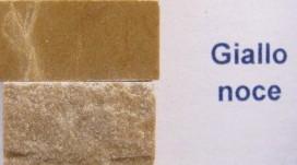 Tessere per mosaico giallo Noce  kg.1