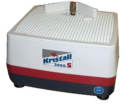 Kristall 2000 S Molatrice per vetro