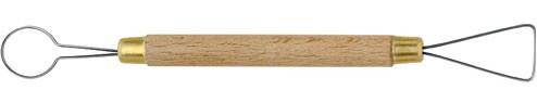 Miretta per argilla cod. F2501 Lunghezza: 25 Cm.