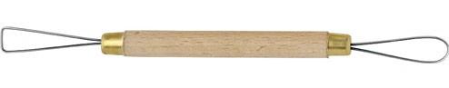 Miretta per argilla cod. F2506  Lunghezza: 25 Cm.