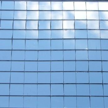 Tessere di specchio per mosaico autoadesive 1x1 Cm