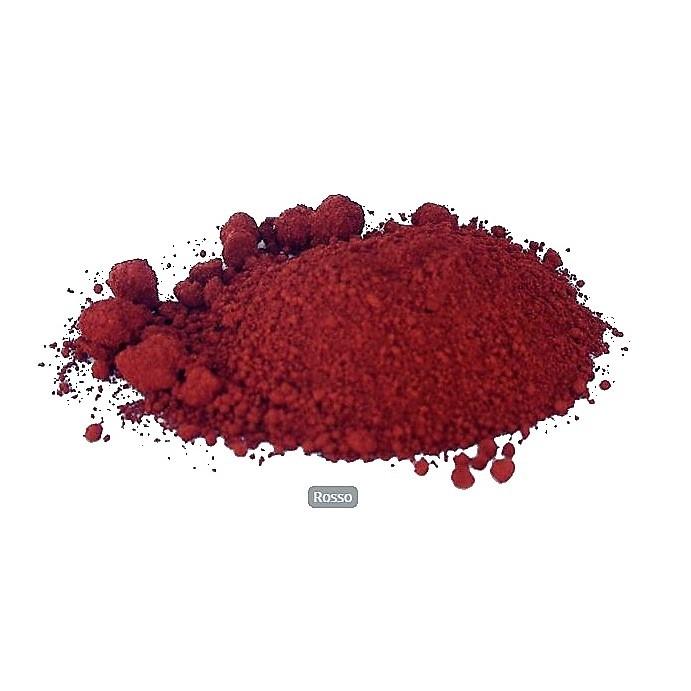 Ossido di ferro rosso