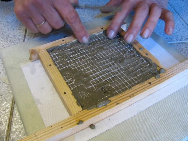 Kerabond adesivo cementizio per mosaico in ceramica e pietra - grigio