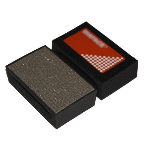 Tampone diamantato grana 120 ( nero )