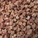 Tessere per mosaico Rosso Verona 5x5x5 mm. (100 gr.)