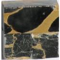 Tessere per mosaico nero Portoro kg.1