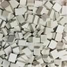 """Mosaico didattico pastello Giulietta """"Bianco """""""