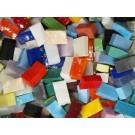 Tessere smalti per mosaico miscela Arlecchino