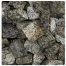 Tessere per mosaico Peperino grigio 1x1x0,5 cm. (100 grammi) Tranciato