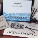 Amatruda carta per acquerello Album 20x30 cm. 200 grammi Amalfi