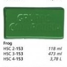 Smalto Colorobbia verde rana