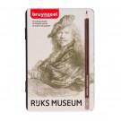 Bruynzeel Van Rijn 12 set matite in grafite 63011012