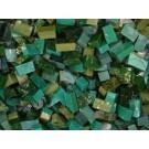 Verde scuro Tessere smalti per mosaico miscela  n.14