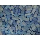 Blu chiaro tessere smalti per mosaico miscela  n.1