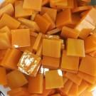Tessere in vetro colorato per mosaico Arancione