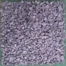 """Tessere per mosaico """"Breccino grigio"""" dimensioni varie  500 grammi"""